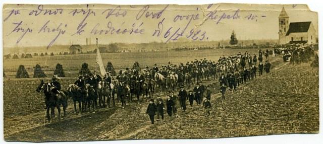 orle konjsko prostenje 1923 godine SLAVICA PUNTARIC